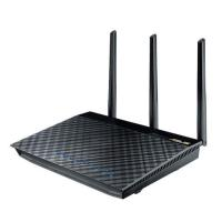 ASUS 802.11ac Dual-Band Wireless-AC1750 Gigabit Router (RT-AC66U)