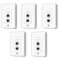 UBIQUITI UniFi In-Wall AP 5-pack (UAP-IW-5)