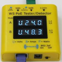 WS POE Tester+